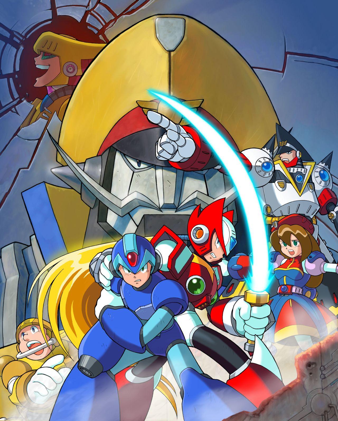 Mega man x4 mega man hq fandom powered by wikia - Megaman wikia ...