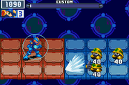 MegaMan Battle Network 6 - Cybeast Falzar Hub Bahc 2