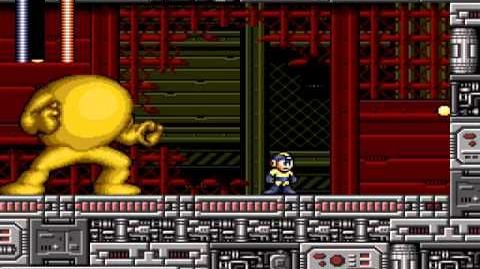 Mega Man The Wily Wars Part 7 - Yellow Devil (Wily Castle 1)