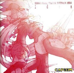 Portada de Remastered Tracks Rockman Zero IDEA
