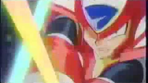 Rockman X4 Commercial