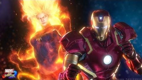 Marvel vs. Capcom Infinite Extended Gameplay Trailer