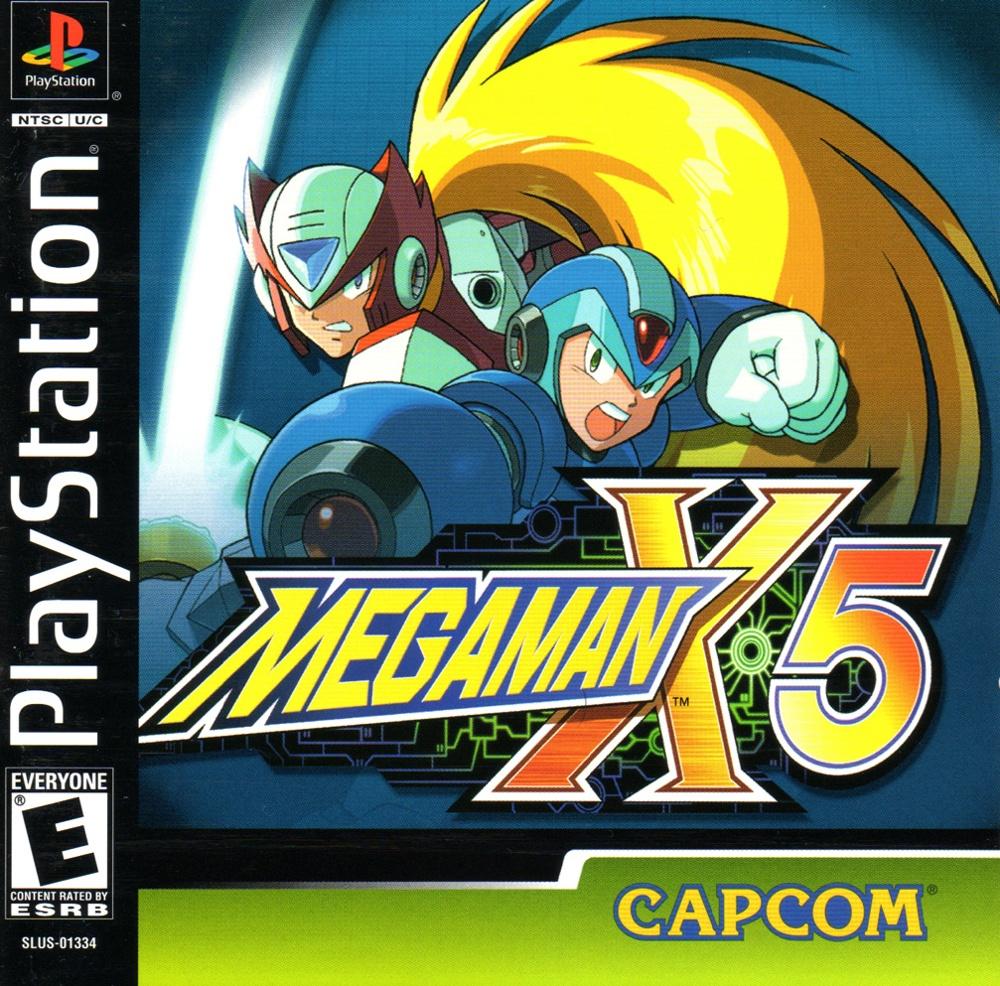 Resultado de imagen para megaman x5
