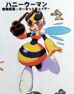 HoneyWomanConcepto