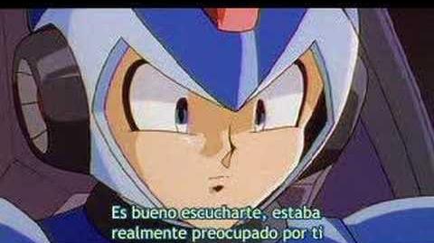 Megaman X4 final con X (subtitulado)