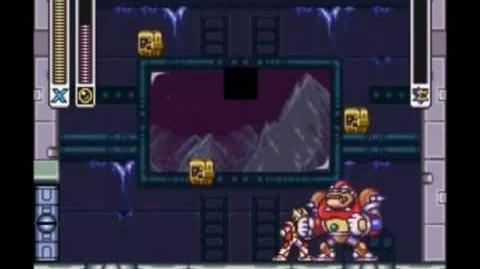 Mega Man X2 (13) X-Hunter Base 1 - Violen