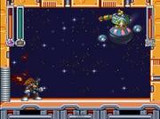 Astroman MM&B fight