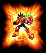 MegaMan FireLeo