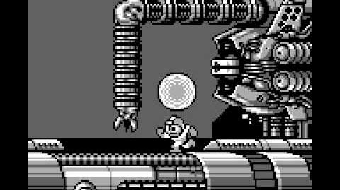 Mega Man IV Gameboy - 13 - Mimic Machine