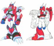 X4 Magma Dragoon