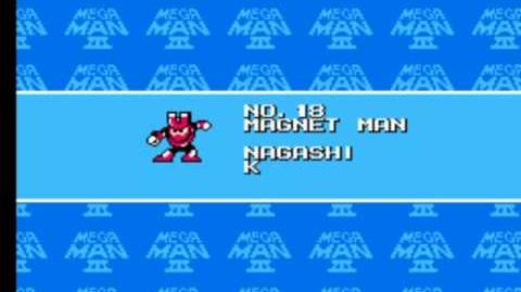 Mega Man 3 - Wily's Fortress Stage 6