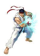 Ryu-project-x-zone