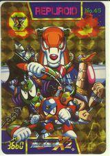 Carta de Rockman X2 °45
