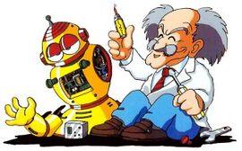 WilyAmarilloRobot