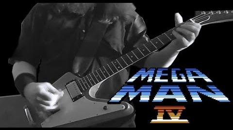 Mega Man 4 Guitar Playthrough