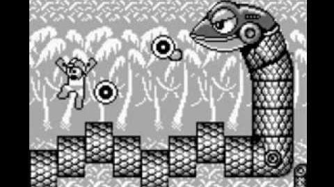 Mega Man III (2) Snake Man