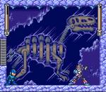 Freezeman fight