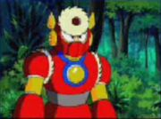 Metalman in Super Adventure