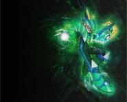 Green dragon wallpaper by csys 279