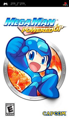 Archivo:Foto Mega Man Powered Up.jpg