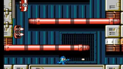 Mega Man 4 - Dr. Cossack's Fortress Stage 4