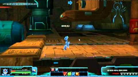 Rockman Online Gameplay Video 2