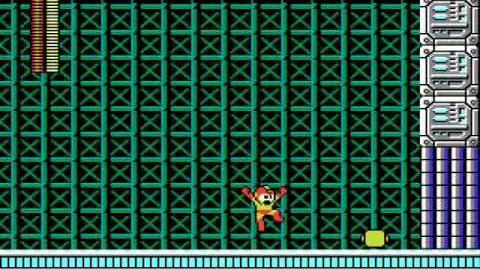Guia Enciclopedica Mega Man 1 Parte 12 Wily Machine Number 1