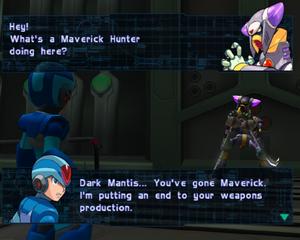 MantisyX