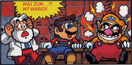 Dr. Light Mario cómic 5