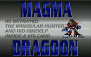 Magma dragoon present