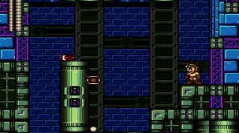 Mega Man The Wily Wars- Mega Water-S Stage