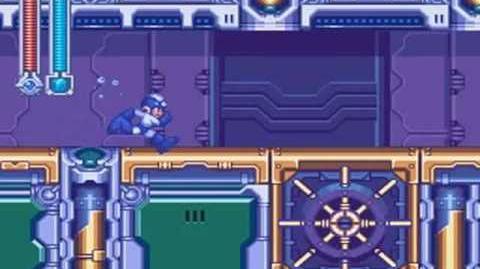Mega Man & Bass - Pirate Man Stage Treasure Ocean (Mega Man)