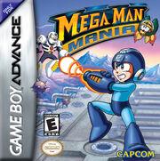 MegaManMania Cover