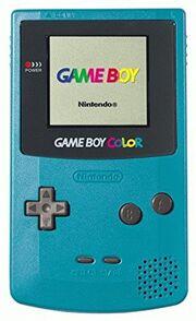 GameBoyColorConsolaFoto