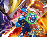 Ryusei no Rockman 2 Art 03