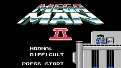 Mega Man 2 Intro Opening Theme HQ.