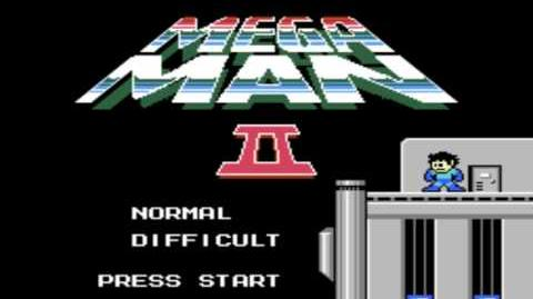 Mega Man 2 Intro Opening Theme HQ