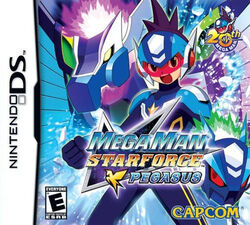 MegaMan Star Force Pegasus