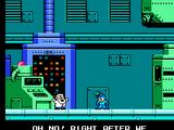 Guión de Mega Man 3