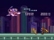 Neon tiger ending