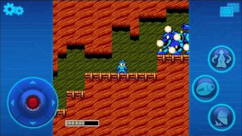 Demostración de Mega Man 2 Mobile.