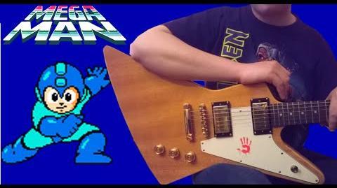 SolarMan/Krzysztof Słowikowski y su gran tributo a Mega Man