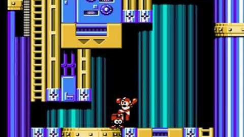 Mega Man 6 - Centaur Man Stage Ancient City