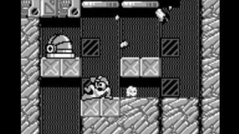 Mega Man III (6) Drill Man