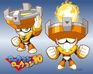 SolarMan powered up by rongs1234