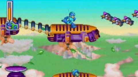 Megaman 8 Tenguman