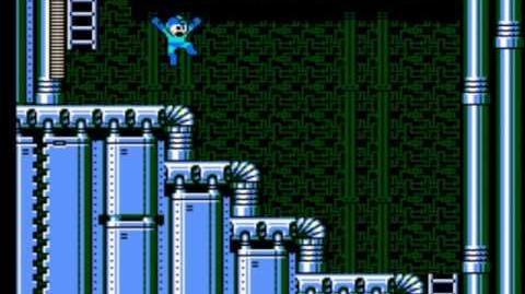 Mega Man 4 - Dust Man's Stage
