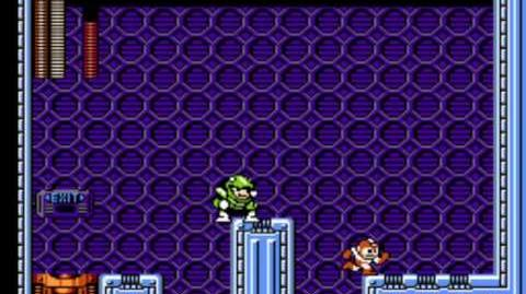 Mega Man 3 - Wily's Fortress Stages 4 and 5