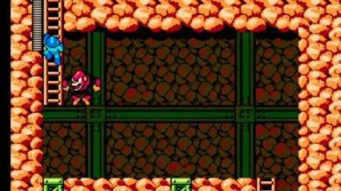 Mega Man 3 - Hard Man's Stage