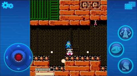 Demostración de Mega Man 4 Mobile.